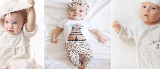 vetements naissance bebe