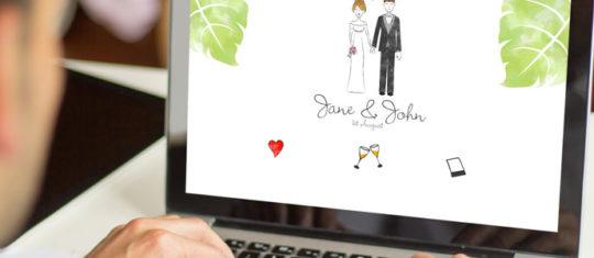 Les avantages d'imprimer ses faire-part de mariage en ligne