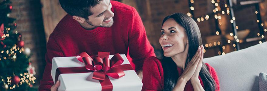 Un cadeau pour couple original